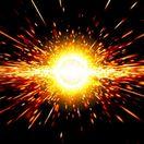 veľký tresk, vesmír, explózia