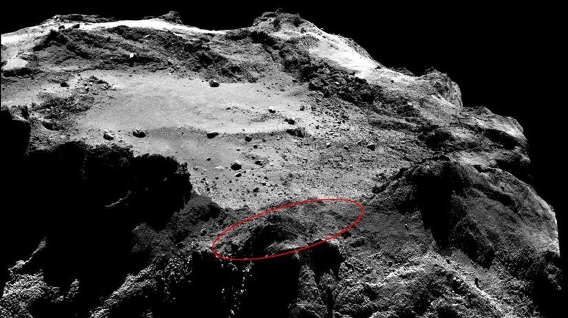 Philae, Rosetta, sonda