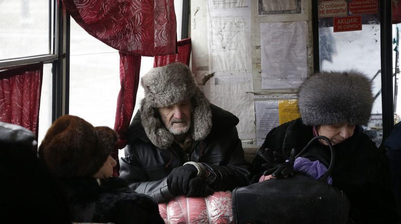 Debaľcevo, Ukrajina