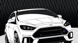 Ford- Focus RS - 2016