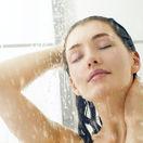 sprcha, ranná sprcha