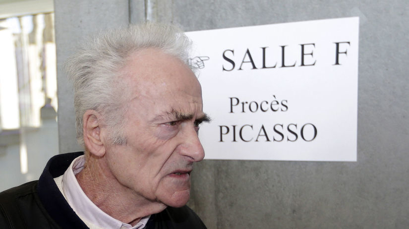 Pablo Picasso, súdny proces, stratené obrazy,...