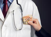 Dar pre lekára nie je úplatok