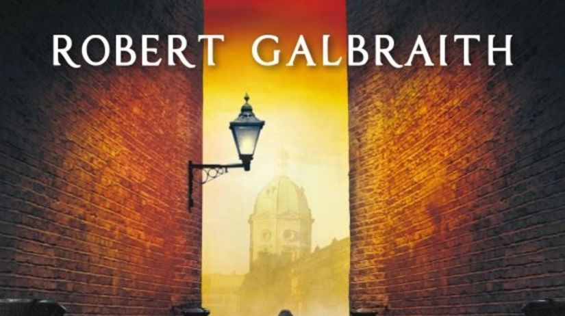 Robert Galbraith: Hodvábnik, Plus, 2015