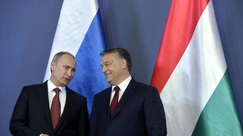Putin, Orbán