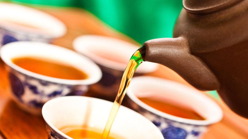 bylinkový čaj, detoxikácia