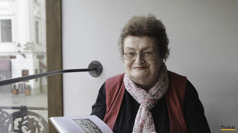 Jana Skladaná, jazykovedkyňa