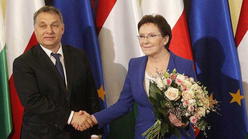 Orbán, Kopaczová