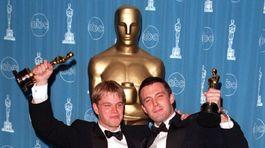 Ben Affleck (vľavo) a Matt Damon