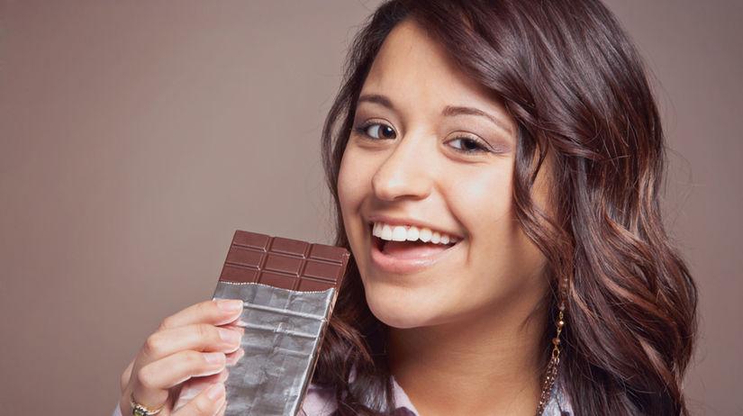 čokoláda, pochúťka, delikatesa, radosť