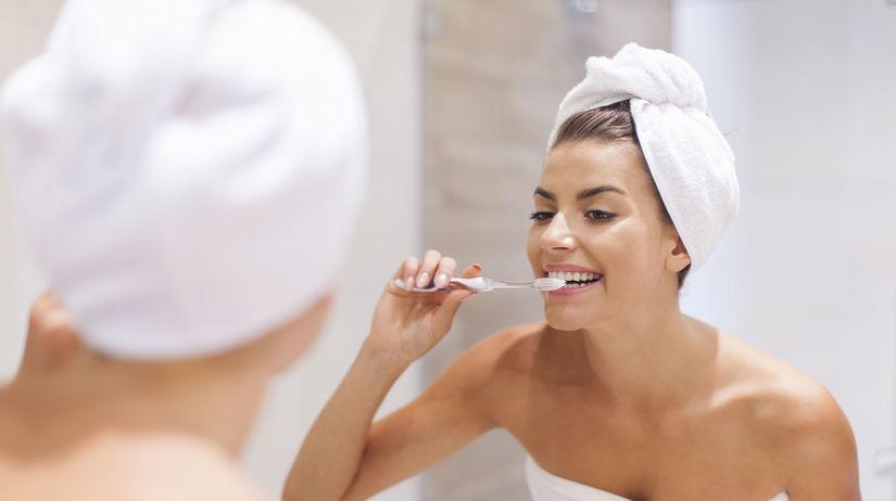 ústa, zuby, umývanie zubov, dentálna hygiena,...