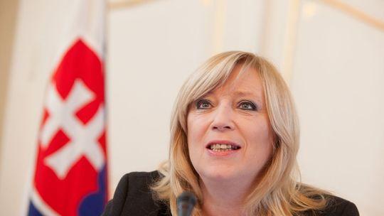 Radičová: Najsilnejším opozičným hráčom sa stáva mimoparlamentná strana