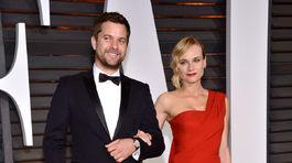 Joshua Jackson a jeho snúbenica Diane Kruger