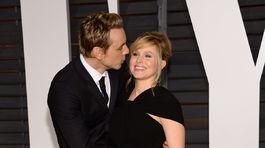 Manželia Dax Shepard a Kristen Bell.