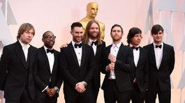 Maroon 5, Oscar 2015
