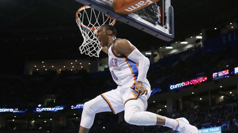 Oklahoma City Thunder, Russell Westbrook,...