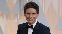 Oscar 2015, Eddie Redmayne