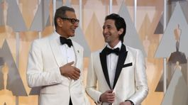 Oscar 2015, Jeff Goldblum, Adrien Brody
