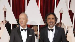 Oscar 2015, Michael Keaton, Alejandro González Iñárritu