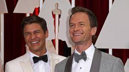 Oscar 2015, Neil Patrick Harris, David Burtka