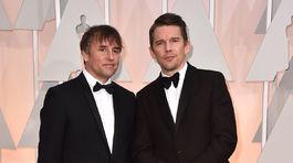 Oscar 2015, Richard Linklater, Ethan Hawke