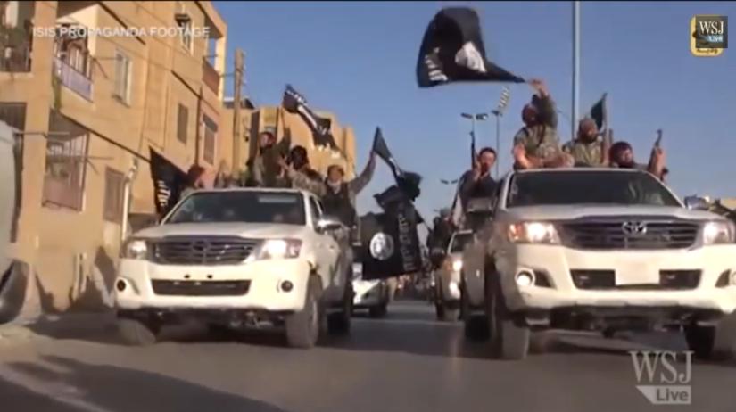 Islamský štát, Sýria, Rakka