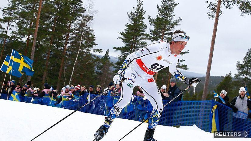 švédsko, ms, lyžovanie, bežky, falun,
