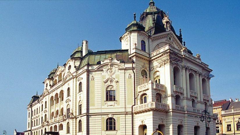 Divadlo Košice, Kultúrne pamiatky, historické...
