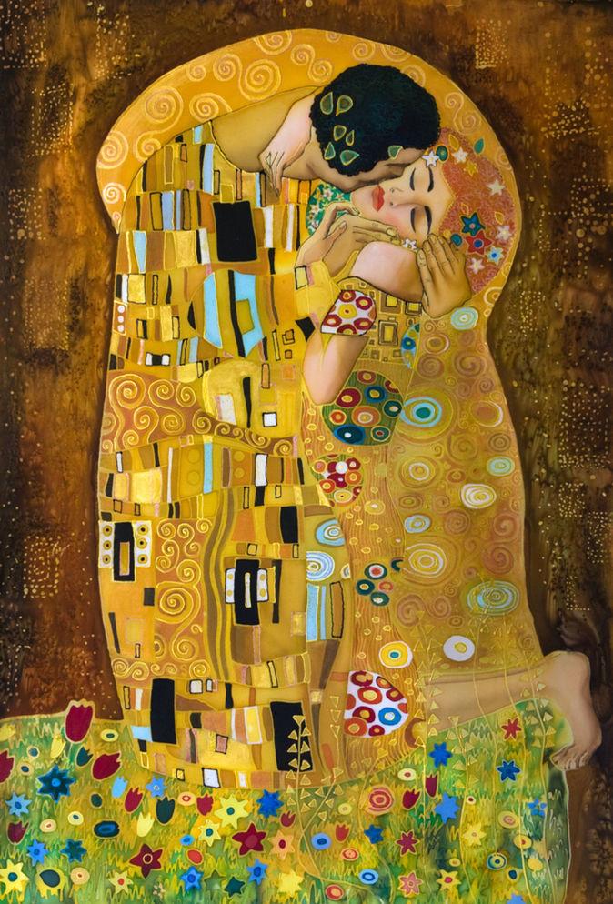 Gustav Klimt, inšpirované Klimtom