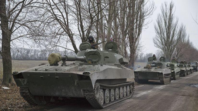 tank, Ukrajina, front, ťažká technika, zbranie,...