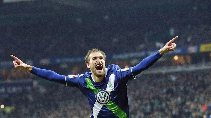 Wolfsburg, Bas Dost