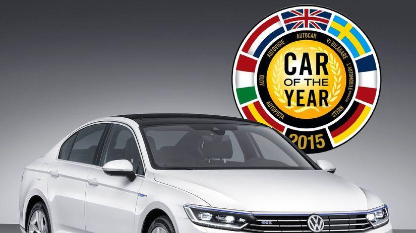 VW Passat - COTY 2015