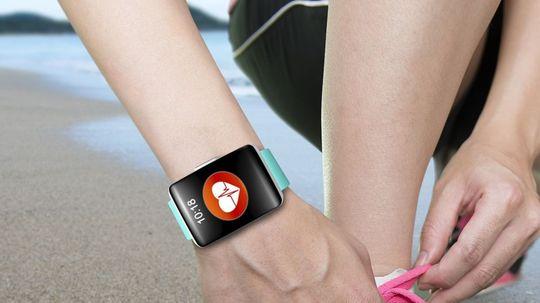 hodinky, inteligentné, chytré, technológia