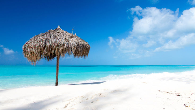 Playa Paraiso, Cayo Largo, Kuba, pláž,...