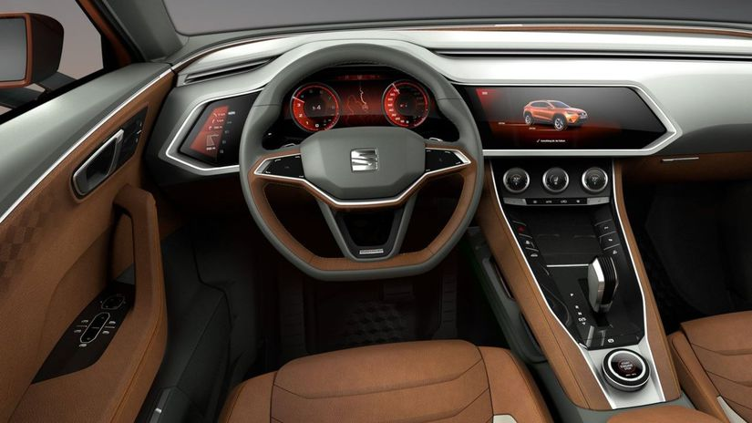 Seat 20V20 Concept - 2015