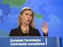Federika Mogheriniová, EÚ, Európska únia,