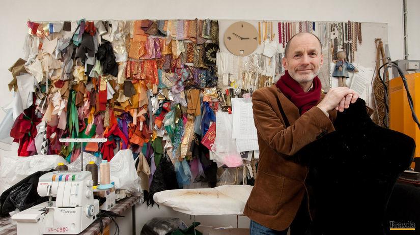 Peter Čanecký, kostýmový výtvarník