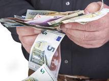 dane, peniaze, odvody, euro