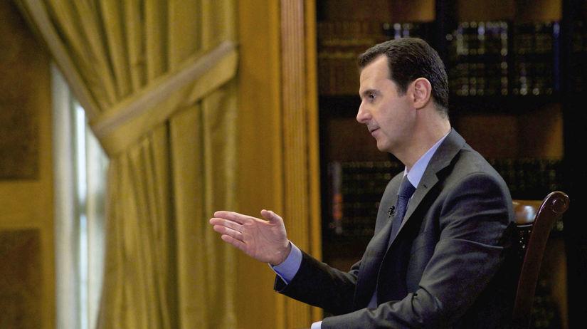 Sýria, Bašar Asad, Baššár al-Asad,