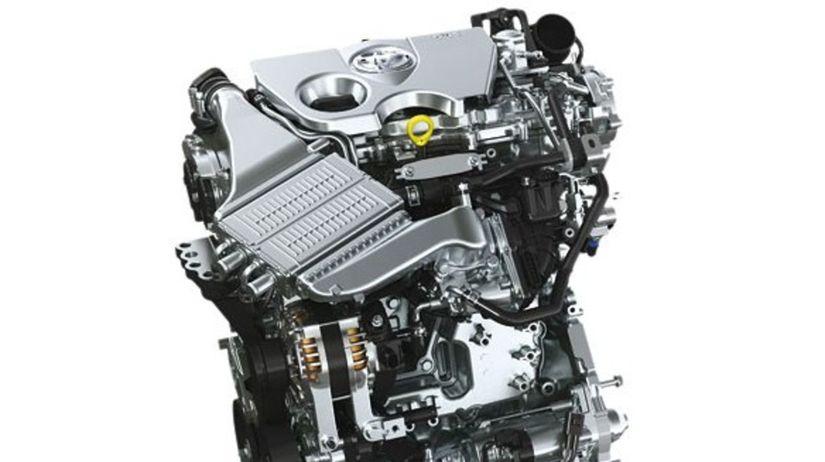 Toyota - motor 1,2 T