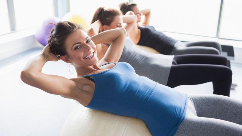 cvičenie, fitnes, zdravie