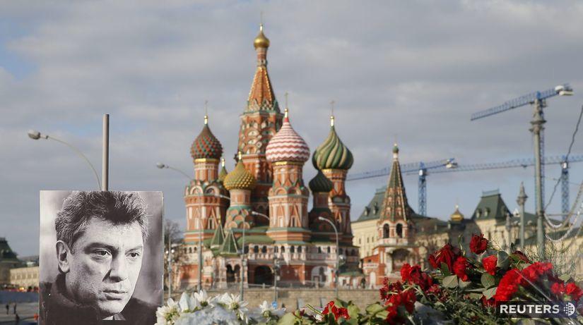 Boris Nemcov, vražda