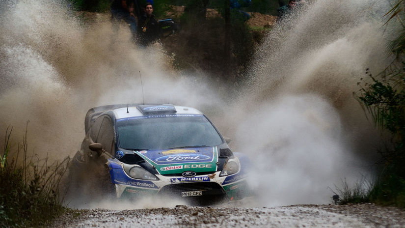 rallye, rely, ford fiesta