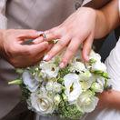 svadba, manželstvo, láska