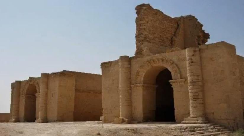Hatra, Irak, Islamský štát