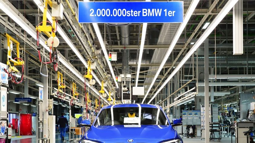 BMW 1 - 2 milióny