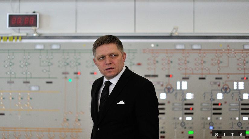 Robert Fico, Gabčíkovo