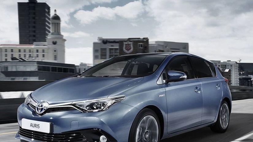 Toyota Auris - 2016