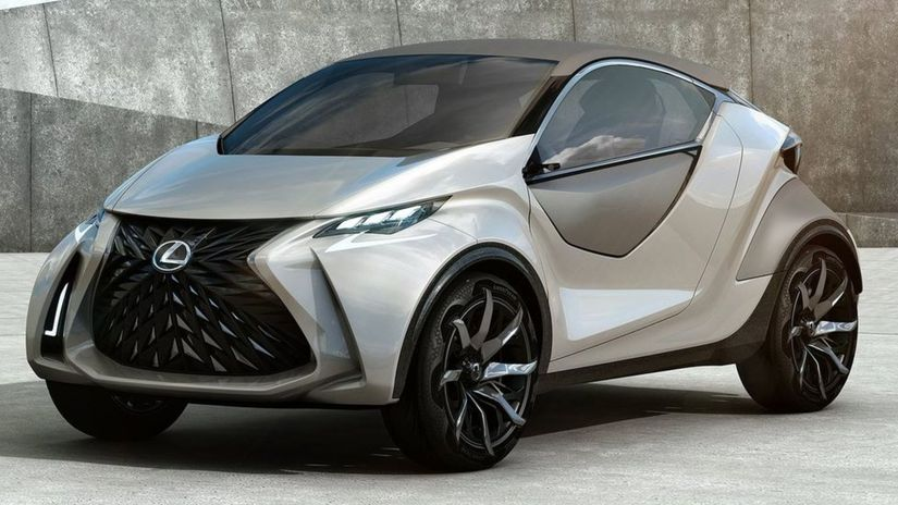 Lexus LF-SA Concept - 2015