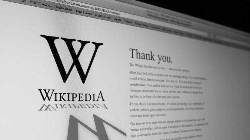 Wikipedia, Wikipédia, encyklopédia, Wikimedia...